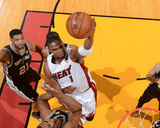 2014 NBA Finals Game Four: Jun 12, Miami Heat vs San Antonio Spurs - Chris Bosh Photo by Jesse D. Garrabrant