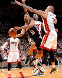 2014 NBA Finals Game Four: Jun 12, Miami Heat vs San Antonio Spurs - Tony Parker Photo af Andrew Bernstein
