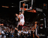 2014 NBA Finals Game Four: Jun 12, Miami Heat vs San Antonio Spurs - Chris Anderson Photographic Print by Jesse D. Garrabrant