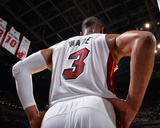 2014 NBA Finals Game Three: Jun 10, Miami Heat vs San Antonio Spurs - Dwayne Wade Photo af Jesse D. Garrabrant