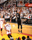 2014 NBA Finals Game Three: Jun 10, Miami Heat vs San Antonio Spurs - Danny Green Photo by Andrew Bernstein