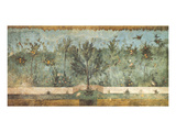 Pompeian Art, Garden Fresco II Art