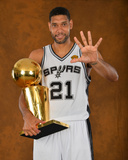 2014 NBA Finals Game Five: Jun 15, Miami Heat vs San Antonio Spurs - Tim Duncan Photo by Jesse D. Garrabrant