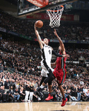2014 NBA Finals Game One: Jun 5, Miami Heat vs San Antonio Spurs - Danny Green Photo by Nathaniel S. Butler