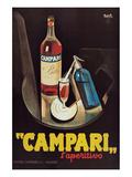 Campari l'Aperitivo Posters