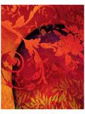 Georgia Cochineal III Poster van Michael Timmons