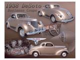 1938 DeSoto Prints