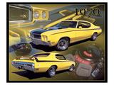 1970 Buick GSX Print