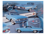 1960 Impala Prints
