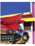 Cadillac Eldorado '59 Posters by Graham Reynold
