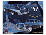 1957 Nomad Affiches
