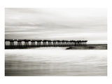 Hermosa Pier Prints by Shane Settle