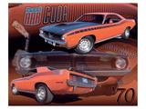 1970 AAR Cuda Prints