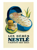 Les Bebes Nestle Art
