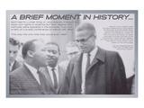 Famous Americans - Black History 6 Plakát