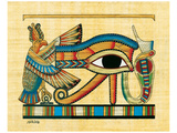 The Eye of Horus Prints