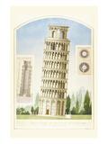 Torre di Pisa Posters by Libero Patrignani