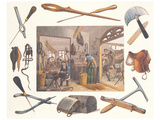 The Saddler, c.1830 Prints