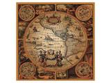 Cartographica II Print
