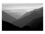 Mountains Washington Kunstdruck von Shane Settle