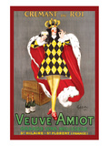 Veuve Amiot Poster by Leonetto Cappiello