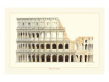 Roma, Il Colosseo Prints by Libero Patrignani