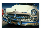 Ford Mercury '50 in Roma Poster von Graham Reynold