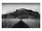 Table Rock Field Kunstdrucke von Shane Settle