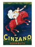 Cinzano Vermouth Print