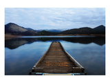 Emigrant Lake Dock I Posters av Shane Settle