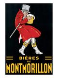 Bieres de Montmorillon Posters