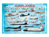 Airplanes for Kids Posters