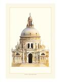 Venezia, Chiesa della Salute Posters by Libero Patrignani