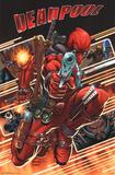 Deadpool - Attack Poster