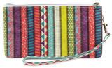 Washi Tape Mighty Tyvek Clutch Wristlet Specialty Bags