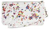 Sprinkles Mighty Tyvek Clutch Wristlet Specialty Bags