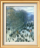 Boulevard des Capucines Prints by Claude Monet