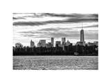Landscape with One World Trade Center (1WTC) Photographic Print by Philippe Hugonnard