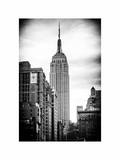 The Empire State Building Photographic Print by Philippe Hugonnard