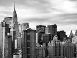 Manhattan View and the Chrysler Building Photographic Print by Philippe Hugonnard
