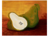 Country Pears Prints by Petra Kirsch