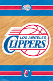 Los Angeles Clippers - Logo 14 Affiches