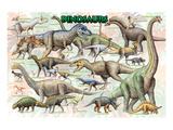 Dinosaurs for Kids Prints