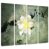 Urban Attitude 4 piece gallery-wrapped canvas Gallery Wrapped Canvas Set by Mark Ross