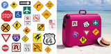 Which App Travel Stickers Stickers