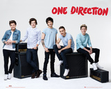 One Direction - Amps Plakát