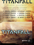 Titanfall - Titan Card Holder Rariteter