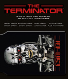 The Terminator - Endoskeleton Card Holder Novelty