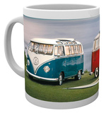 VW - Twin Kombis Mug - Mug