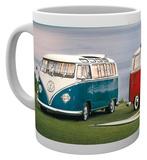 VW - Twin Kombis Mug Taza
